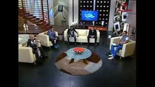 لقاء فيلو وفريق القمه في برنامج عز الشباب
