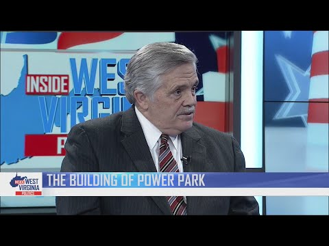 Mayor Danny Jones and Building Appalachian Power Park