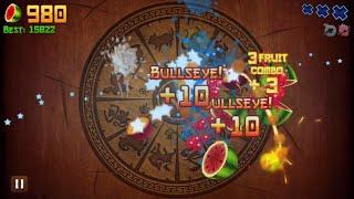Firecracker + Chinese Zodiac - Fruit Ninja Classic - Classic Gameplay