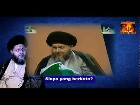 Kedustaan Ulama Syiah Kamal Haidari Terhadap ibnu Taimiyah [Video]