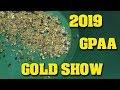 Gold Prospecting:  2019 GPAA Gold and Treasure Show - Fresno, California