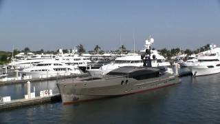 Megayachts Of The Rich And Famous