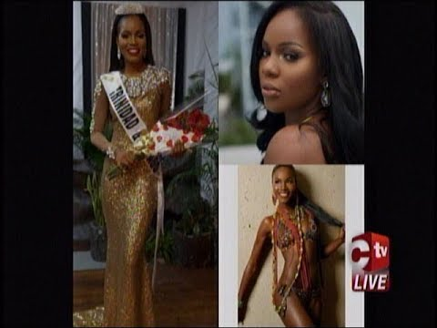 Yvonne Clarke Stripped Of Miss Trinidad and Tobago Universe Title