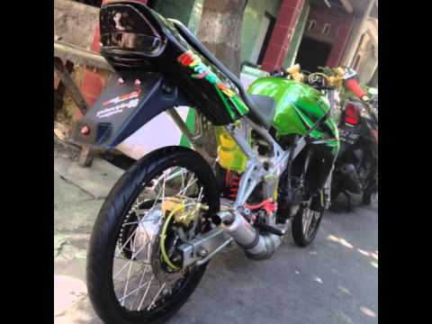 referensi modifikasi ninja ss 2012