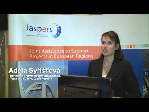 New JASPERS video