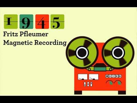 History of Sound Recording