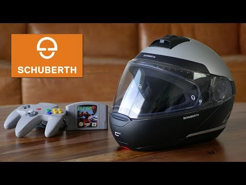 Test du casque Schuberth C4 édition 2018 : le C4 que l'on attendait