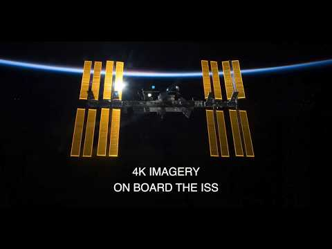 4K Ultra High Definition Video From The International Space Station