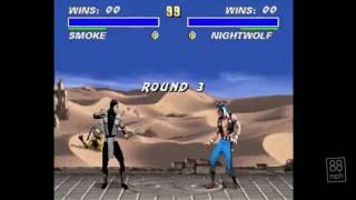 #88mph 43 - Mortal Kombat 3 Ultimate en 16:46 Avec Ken Bogard