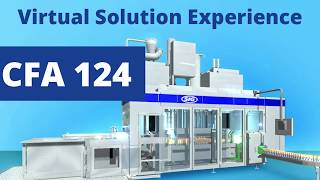 Combibloc - Automatic cartoning and aseptic filling machine