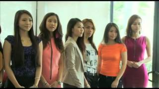 The Next Miss Universe Malaysia 2014 Episode 1 [1/4]