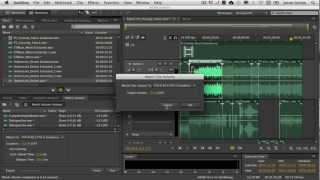 Як зробити аудіо трансляції-Безпечний (МСЕ-Р БС.1770-2 & ЄВС) в Adobe autdition