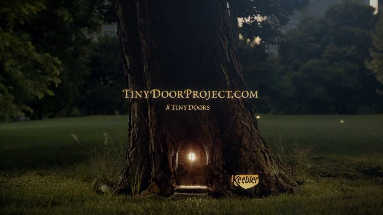 & Tiny Door Project TV Spot | Keebler - YouTube