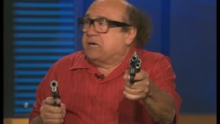 IASIP - Frank Reynolds on the gun controversy - So anyway, I started blasting