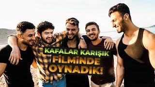 KAFALAR KARIŞIK SİNEMA FİLMİNDE OYNUYORUZ! | KÖTÜ ADAMLARIZ!