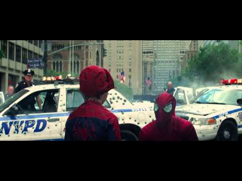 The Amazing Spiderman 2 - Le Retour (Scène Culte)