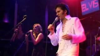 Polski Elvis A. Witkowski w programie Elvis Show - Find Out What