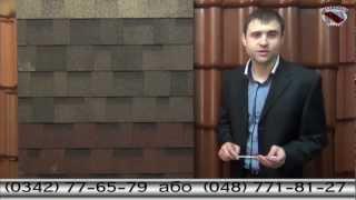 видео Мягкая кровля IKO (черепица) в Выборге