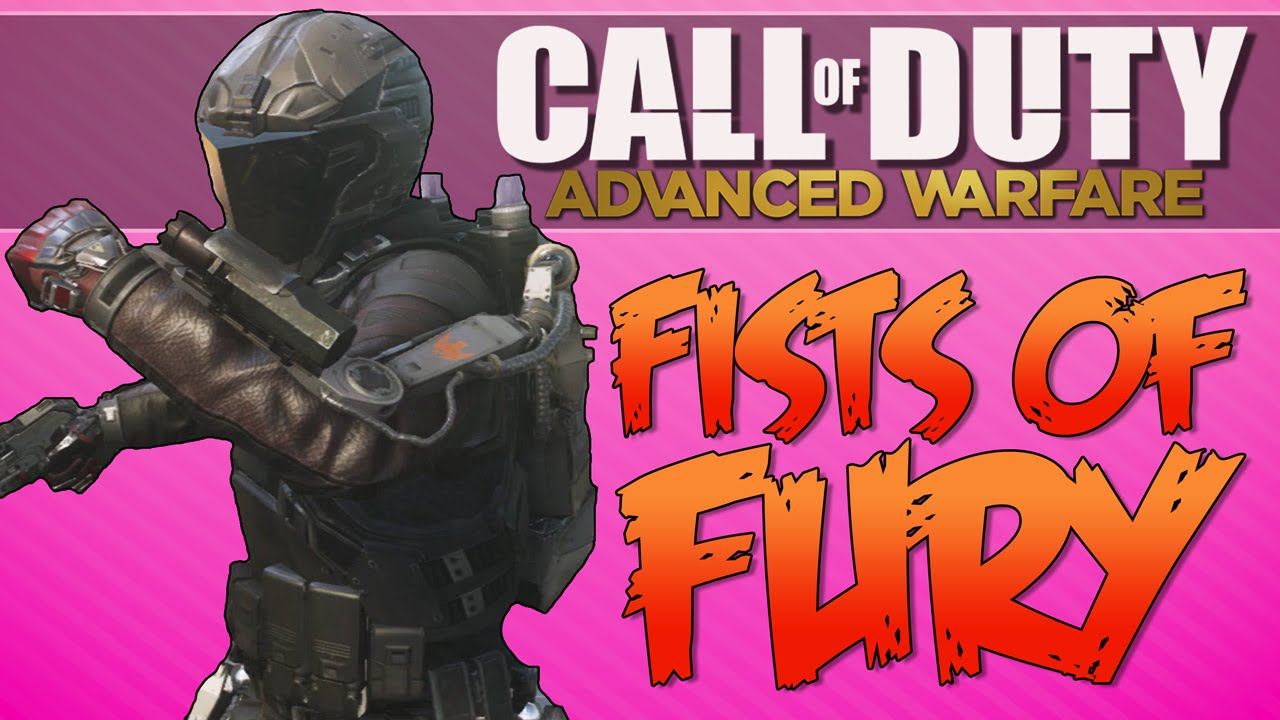 Call Of Duty: Advanced Warfare Funny Moments - Punches ...