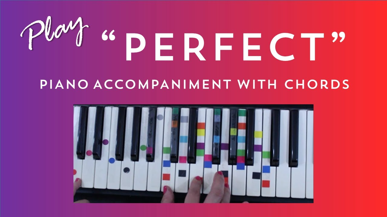 How to play sing perfect ed sheeran easy piano chord lesson how to play sing perfect ed sheeran easy piano chord lesson ivoreez hexwebz Gallery