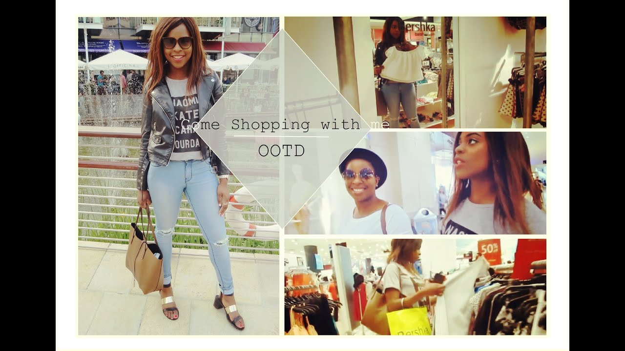 Come Shopping with Me/OOTD