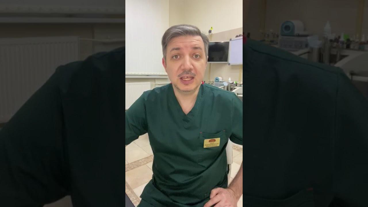 Серная пробка в ухе, из за нее ли звон в ушах - YouTube