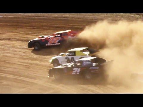Street Stock Feature | McKean County Raceway | 4-22-17