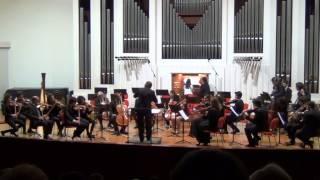 Poulenc - Concerto in sol minore per Organo, Archi e Timpani