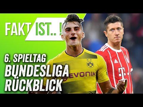 Fakt ist..! Bundesliga Rückblick - Bayern-Problem & Philipp-Gala! 6. Spieltag 17/18