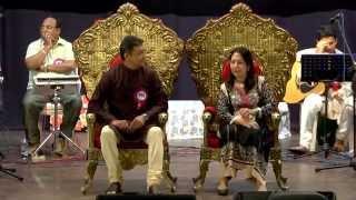 Felicitation To Mrs Sabina Talat Mahmood Rana & Mr Riki Rana (Son-in-law of Talat Jee)