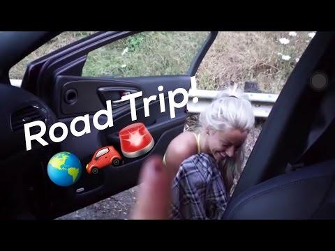 Road trip to Oregon Vlog DAY 1