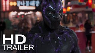 PANTERA NEGRA | Trailer #2 (2018) Legendado HD