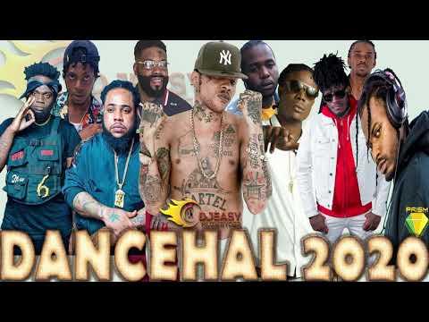 DANCEHALL MIX 2020 FRESH 2020 VYBZ KARTEL,TEEJAY,JAHVILLANI,CHRONIC LAW,SQUASH,POPCAAN,MASICKA & MOR