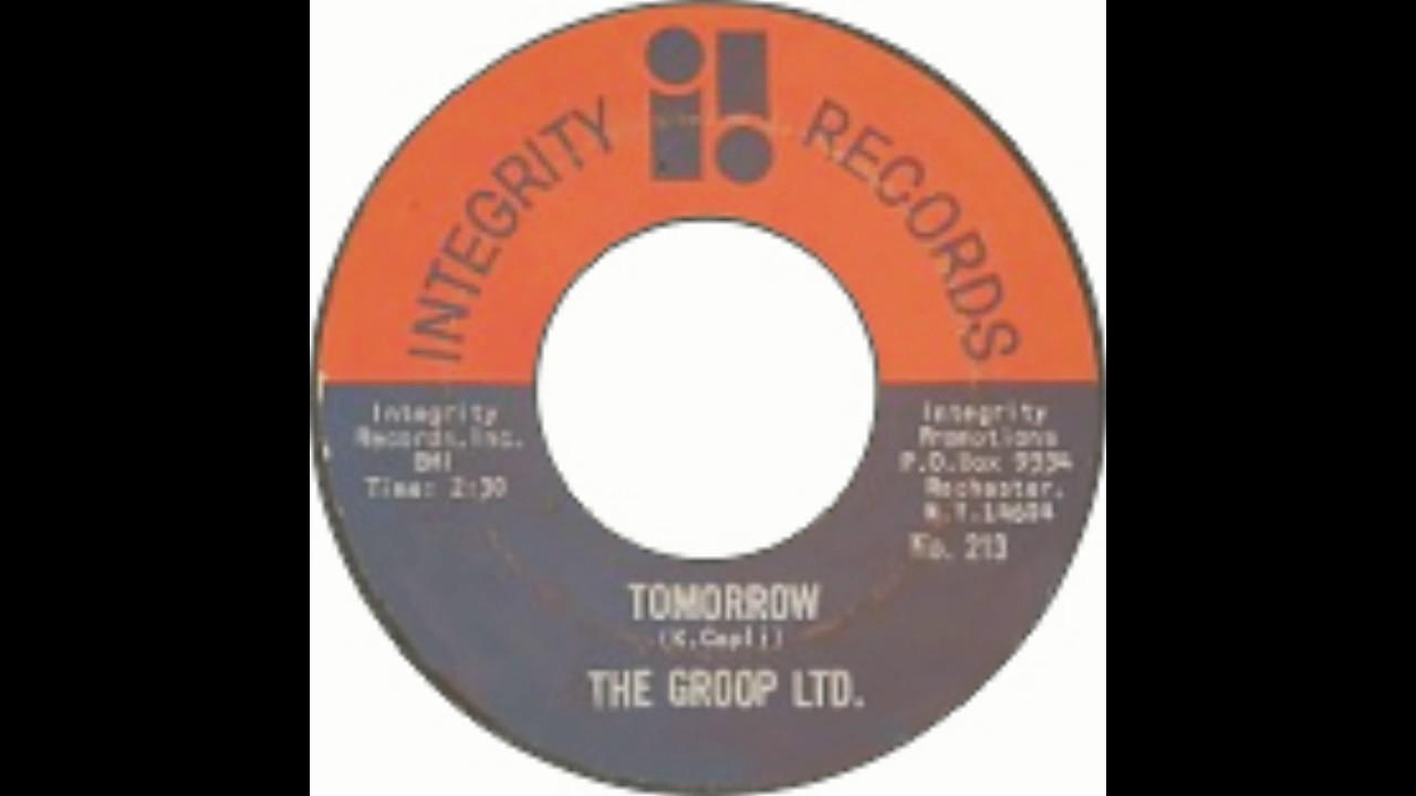 Download The Groop Ltd. - Tomorrow
