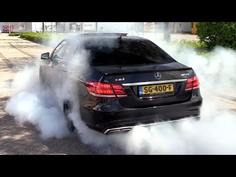 The LOUDEST Mercedes-Benz E500 V8 BiTurbo W212 EVER!!
