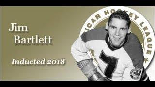 AHL Hall of Fame: Jim Bartlett (2018)