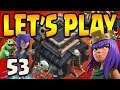 Gambar cover HALFWAY DONE WITH WALLS!  TH9 Let's Play ep53 | Clash of Clans