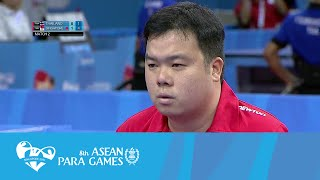 Baixar Table Tennis Men's Team - Class 1-2 Round 1 Match 1 Singles 2 | 8th ASEAN Para Games 2015