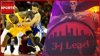 Cavs Troll Warriors at Halloween Party, Warriors Players Are Pissed