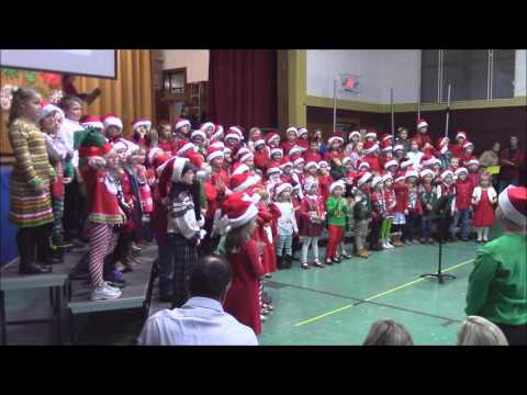 Haynesfield Elementary Christmas Program 2015 (1st Grade and Kindergarten)
