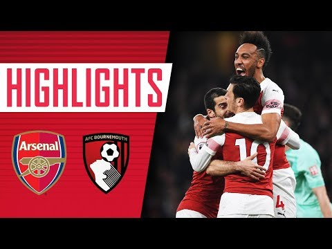 A 5 STAR PERFORMANCE | Arsenal 5-1 Bournemouth | Goals And Highlights