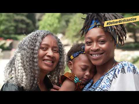 #DeliverBirthJustice for Bay Area Black moms, babies and families