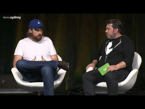 Fireside chat with Mike Cannon-Brookes of Atlassian | Startup Battlefield Australia