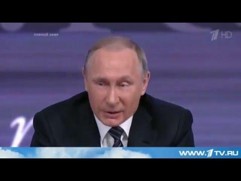 Лайфхак от В.В. Путина: Как (не) отвечать на вопросы.