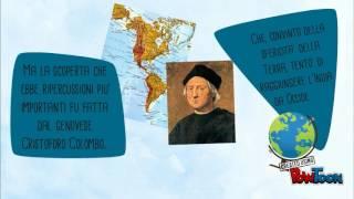 La scoperta dell'America e l'impero coloniale spagnolo IC3  Chieti