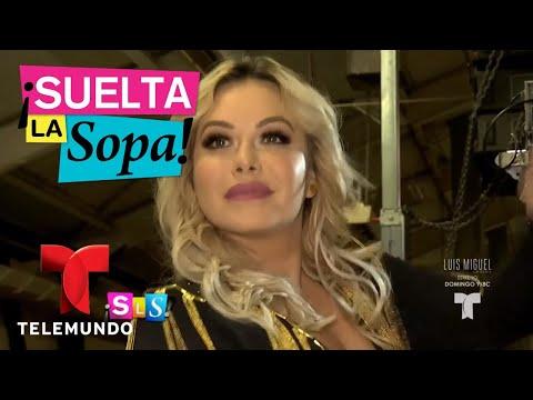Chiquis Rivera y Lorenzo Méndez reaccionan ante Claudia Galván | Suelta La Sopa | Entretenimiento