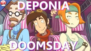 Deponia Doomsday: Gameplay (PC HD)
