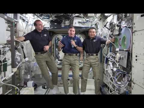 Space Station Crew Discusses Hi Tech Life in Space at South by Southwest Conference