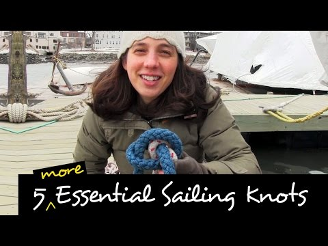 5 Essential Sailing Knots - How To Tie & When To Use 'Em