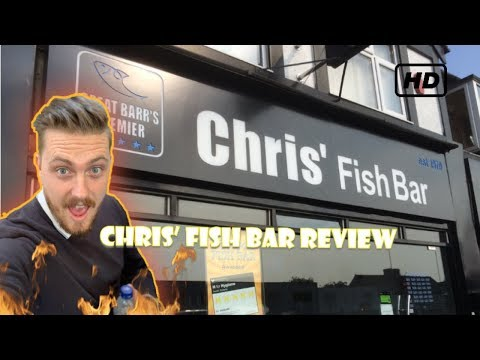 Chris' Fish Bar Review   Rate Em Or Slate Em